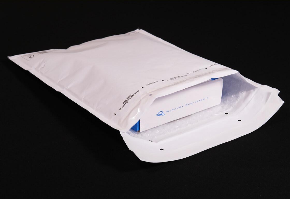 Padded Bubble Jiffy Bag Envelopes Outside