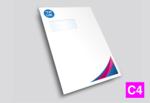 C4 Envelopes GREY Hero Image