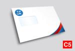 C5 Envelopes GREY Hero Image