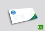 DL WINDOW Envelopes GREY Hero